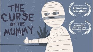 the curse of the mummy!!!!