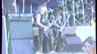 Slayer - At Dawn They Sleep - Live 1984