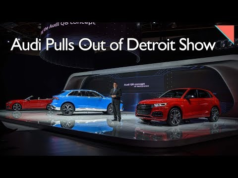 Audi To Skip Detroit, Aston Shows Lagonda SUV - Autoline Daily 2352