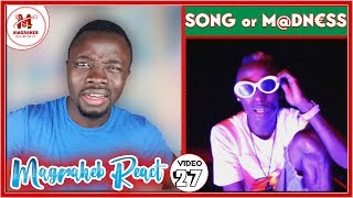 Magraheb Reacts to Patapaa's New CR@ZY Song Daavi Ba. Is this a Song or M@DN€SS?