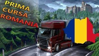 PRIMA MEA CURSA IN ROMANIA - ETS2 [HARTA ROMANIEI BY ANDUTEAM]
