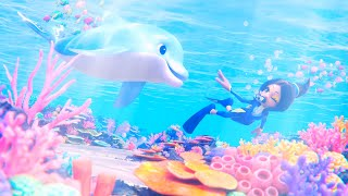 Balan Wonderworld 'Chapter 2: The Dolphin and the Diver' - Trailer