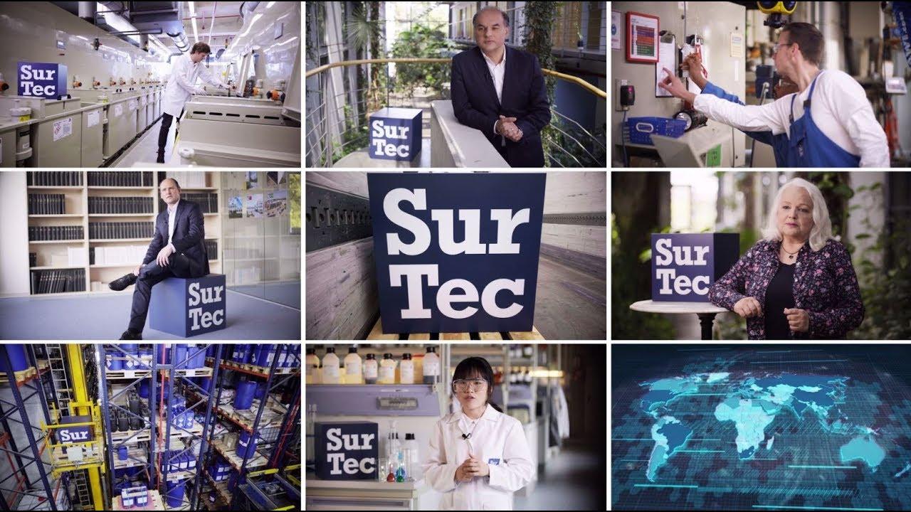 Unternehmensfilm SurTec