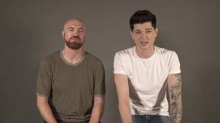 The Script - Run Through Walls (Official Track By Track)