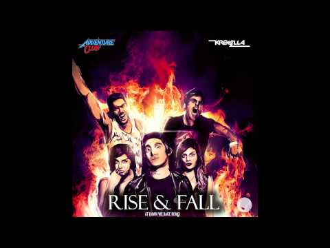 Adventure Club + Krewella - Rise And Fall (AT DAWN WE RAGE REMIX)