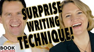 Writing A Great Non Fiction Book Using The Technique Of Surprise