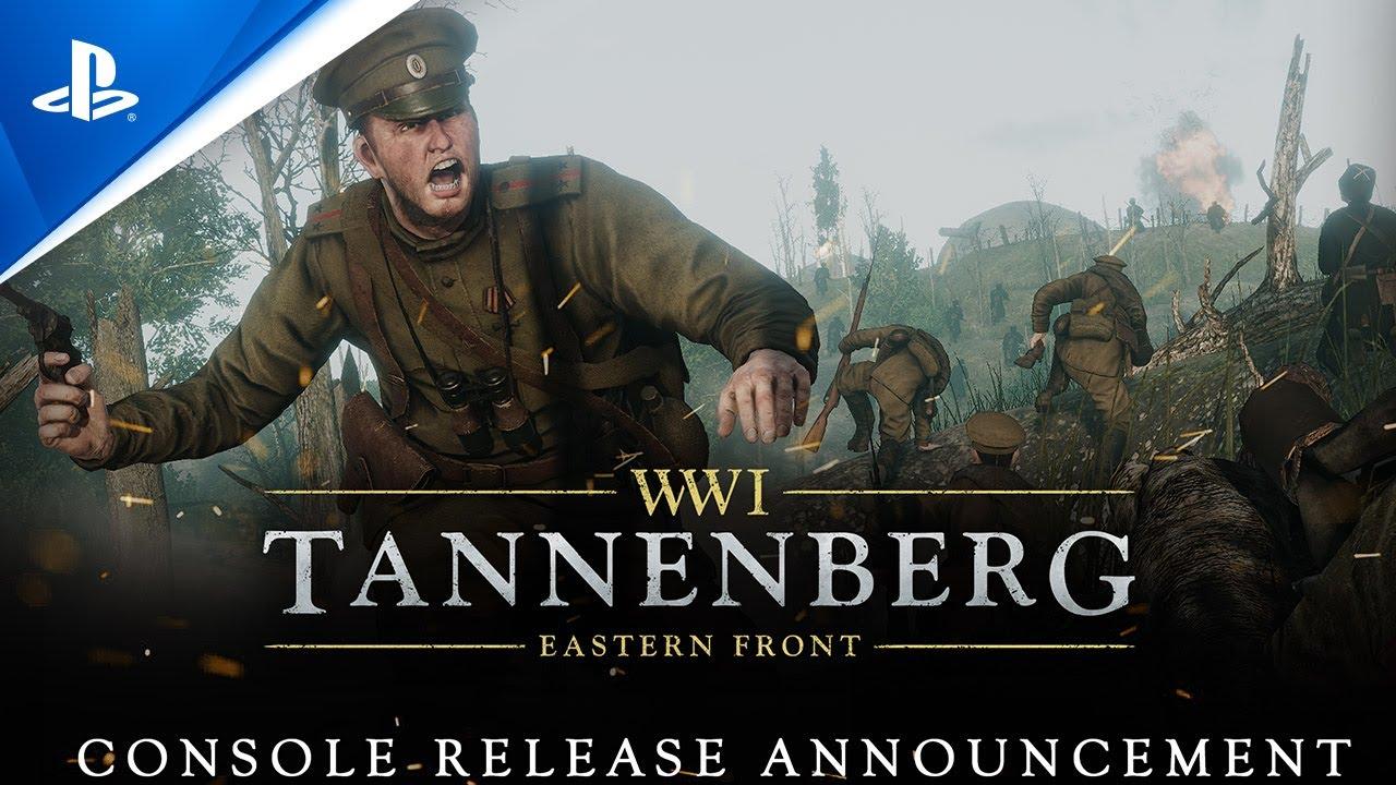 Анонсирующий трейлер консольной версии игры Tannenberg Tannenberg