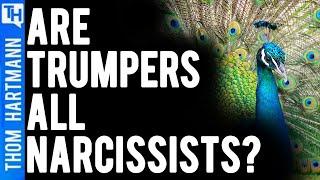 Surprised? Trumpers Are Vainglorious Just Like Trump