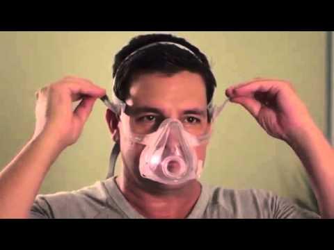 AirFit™ F10 Full Face Maske – Tipps zur Anpassung