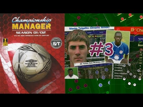 CM0102 Lets Play - Championship Manager - THE BEST PLAYERS - Nostalgia Gaming Mp3