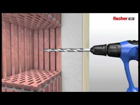 Spezial Dämmstoff Thermax Dübel für wärmegedämmte Fassaden