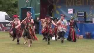 Winterbourn Down Border Morris - John Smith dance
