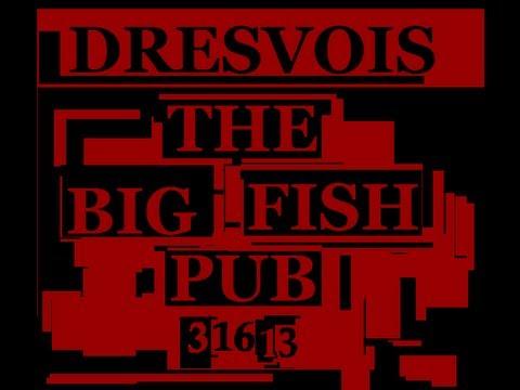Dresvois (Dre's-Voice) AZ Rapper LIVE PERFORMANCE @ BIG FISH PUB