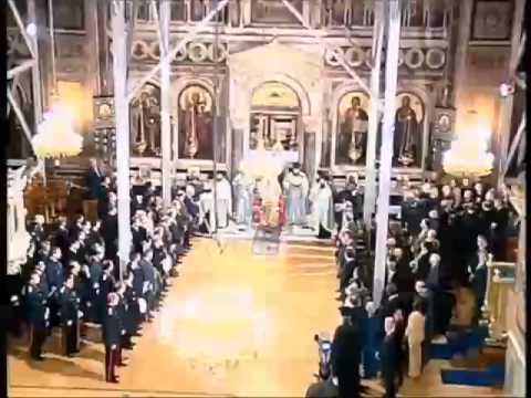 Δοξολογία 28ης Οκτωβρίου Καθεδρικός Ναός Αθηνών 2006