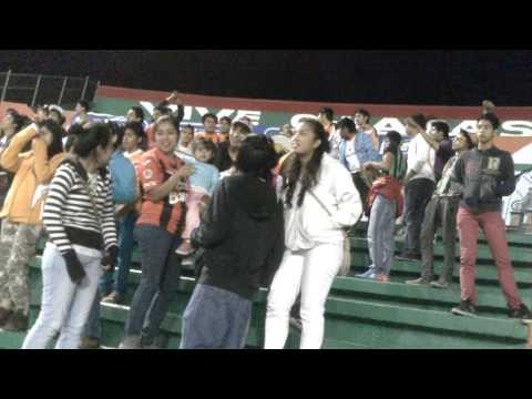 """""""Vienes y te vas"""" Barra: La Fusión • Club: Jaguares"""