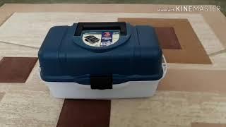Ящик для летней рыбалки