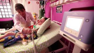 Home care, pacientes e familiares mais felizes em casa