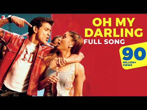 Oh My Darling - Full Song | Mujhse Dosti Karoge | Hrithik Roshan | Kareena | Alisha | Sonu