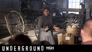 'Justified Vengeance' featured on WGN America 'Underground' promos