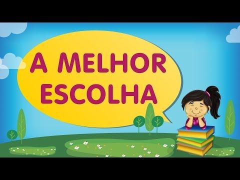 A MELHOR ESCOLHA | Cantinho da Criança com a Tia Érika