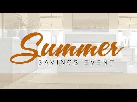 Summer Savings Event 2021