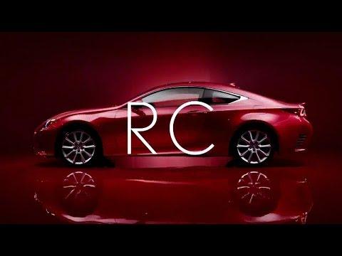 Lexus  Rc 300t Купе класса F - рекламное видео 1