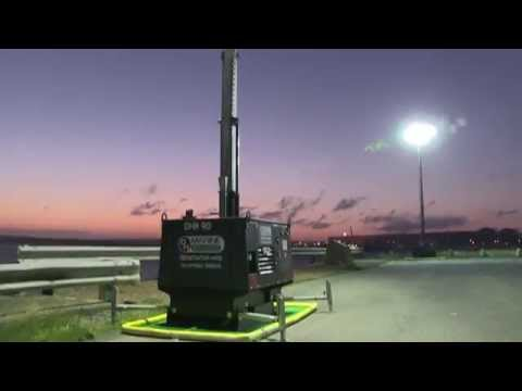 DH Marine Lighting Towers
