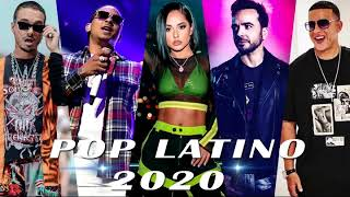 MIX POP LATINO 2020 | UNA HORA Y MEDIA DE LA MEJOR MÚSICA LATINA