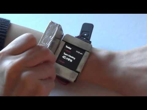 hqdefault Блестящая идея, многоэкранные умные часы
