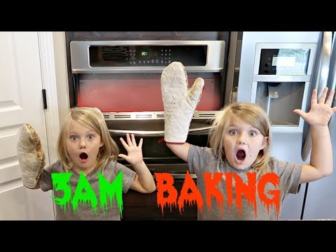DON'T BAKE GIANT COOKIES!! | SO SILLY! (SKIT)
