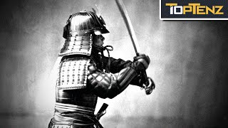 Top 10 ANCIENT WARRIORS Of The World