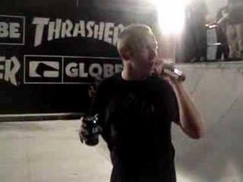 Kyle Berard vs Chet Childress Rap Battle