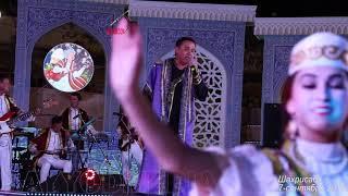 Отабек Мухаммадзохид жонли концерти (Шахрисабз)