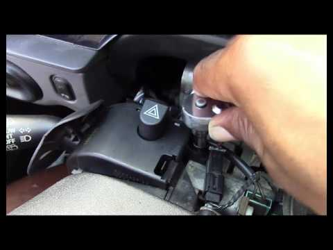 2005 Ford Explorer Turn signal replacement