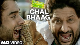 'Chal Bhaag'  - Song Video - Welcome 2 Karachi