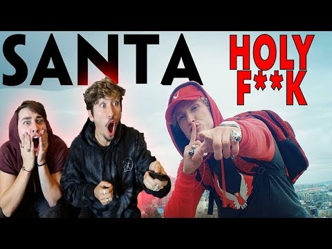 Logan Paul - SANTA DISS TRACK (Official Music Video) REACTION!