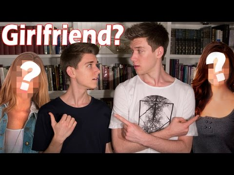 DO WE HAVE GIRLFRIENDS?!? | Collins Key Ft. Devan
