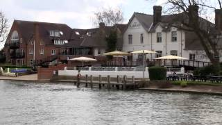 preview picture of video 'Turks Thames River Trips - Richmond Royale'