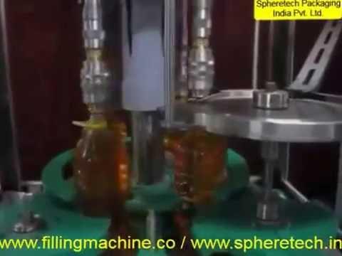 Multi Head Capping Machine