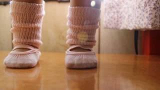 Caroline's ballet dance