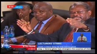 UASU leaders meet Senate Committee to discuss a lasting solution to the strike