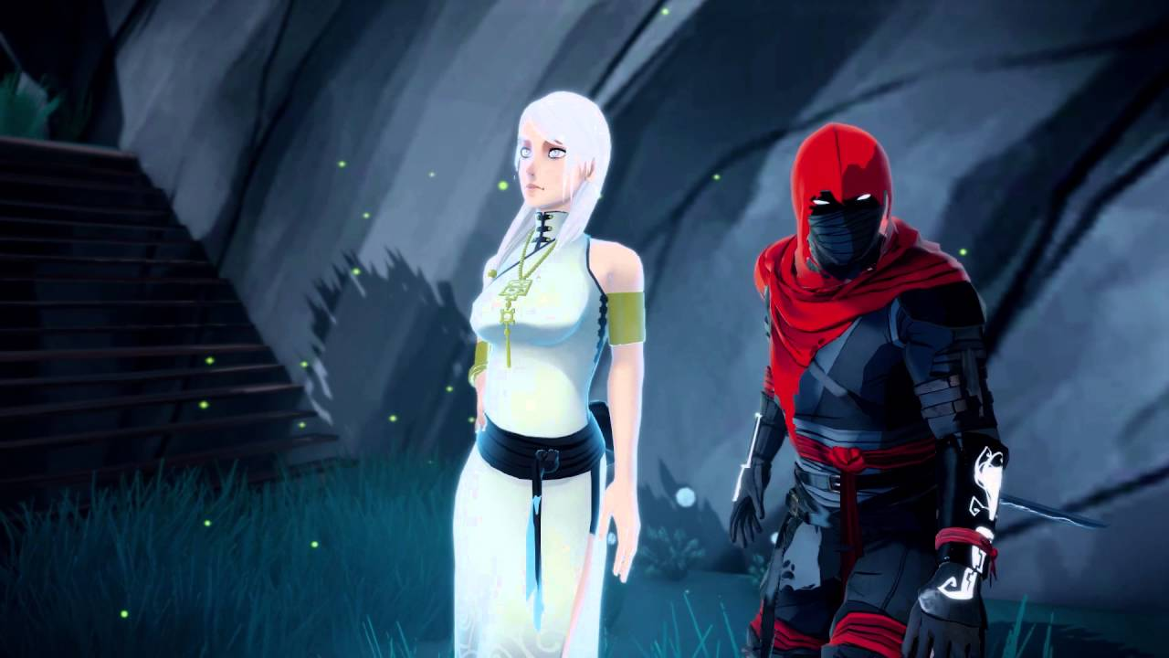 Become an undead assassin in Aragami, debuting this year on PS4
