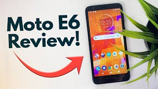 Moto E6 - Complete Review (New for 2019)