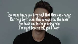 Conor Maynard   Waste Your Time (Lyrics)