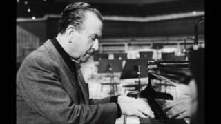 Brahms Piano Concerto No 2 - Claudio Arrau / Uri Segal (Live)