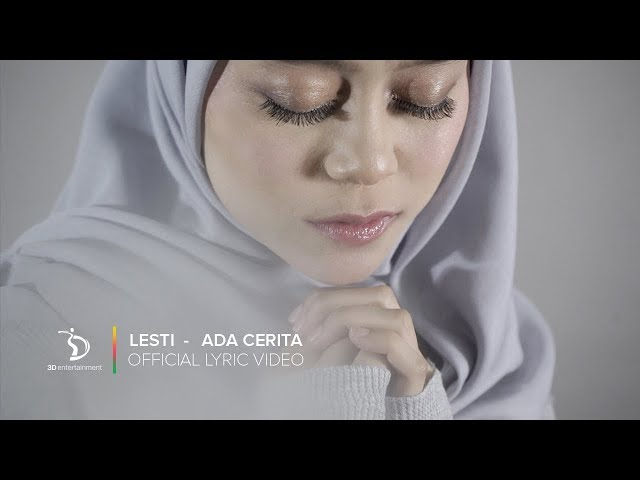 Lesti - Ada Cerita | Official Lyric Video
