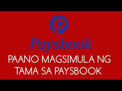 Paysbook Tutorial: Paano Magsimula Ng Tama Sa Paysbook