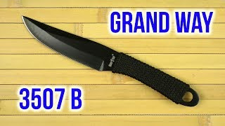 Grand Way 3507 B - відео 1