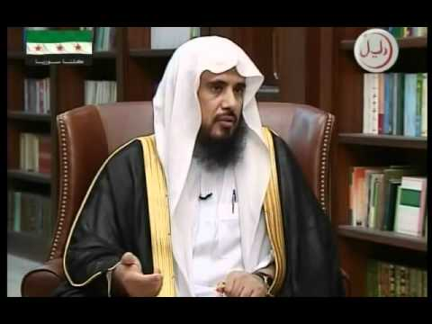برنامج مداد مع الشيخ الخثلان وكتاب المعايير الشرعية
