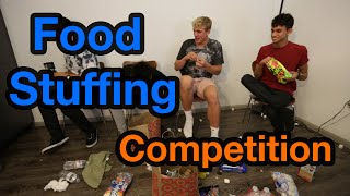 Food Stuffing Competition